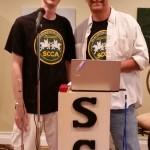 Bill and Mat open mic