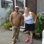 Cheryl Sexton roof repair