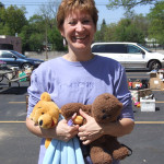 christine alyson garage sale