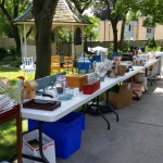 yard sale june