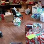 Xmas gift donations